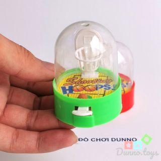 Đồ chơi Bóng Rổ Mini Cầm Tay thumbnail