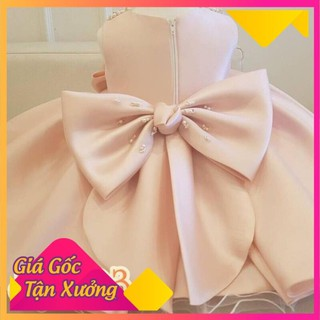 Váy Trẻ Em Công Chúa Evelyn Thời Trang Cho Bé Gái 0-9 Tuổi Mặc Dự Tiệc Sinh Nhật