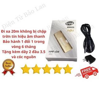 [Xa 20m] USB Bluetooth 4.2 Phát Và Nhận, Dùng Cho Loa,Máy Tính, Amply