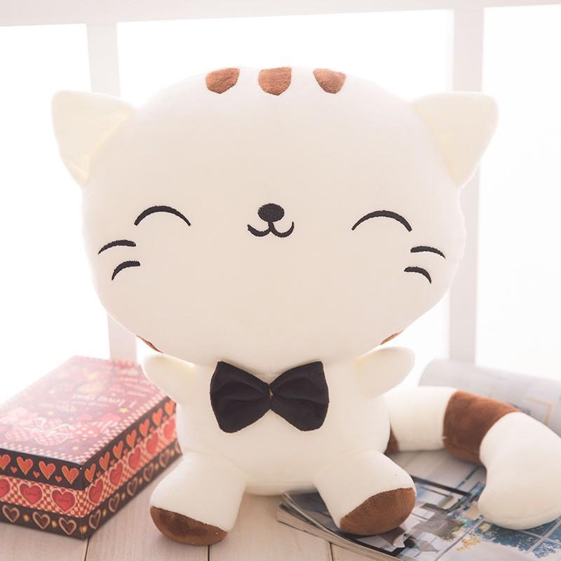 gấu bông mèo kitty xinh xắn/ gấu bông/ quà tặng/ mèo kitty