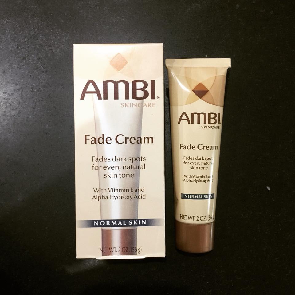 Ambi Fade Cream - Kem dưỡng trắng chứa hydroquinone - 3548454 , 1269524367 , 322_1269524367 , 300000 , Ambi-Fade-Cream-Kem-duong-trang-chua-hydroquinone-322_1269524367 , shopee.vn , Ambi Fade Cream - Kem dưỡng trắng chứa hydroquinone