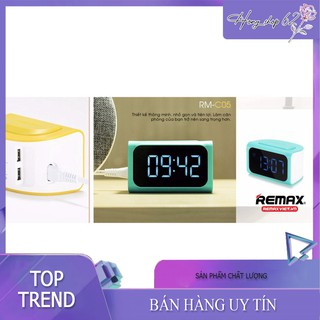 PK Đồng hồ RM-C05 REMAX