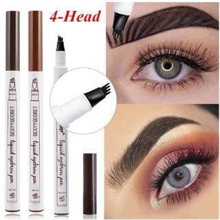 Bút kẻ mắt 4D sợi mảnh trang điểm chuyên nghiệp thumbnail