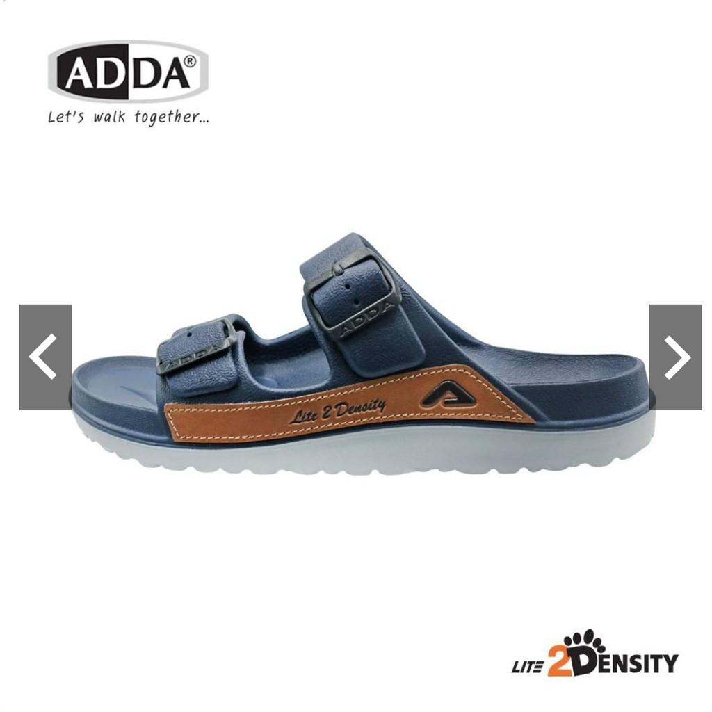 Dép Thái Lan ADDA 2 Quai Ngang Nam Lite 2 Density Chính Hãng