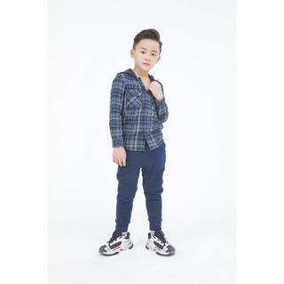 IVY moda áo sơ mi bé trai MS 17K0975 thumbnail