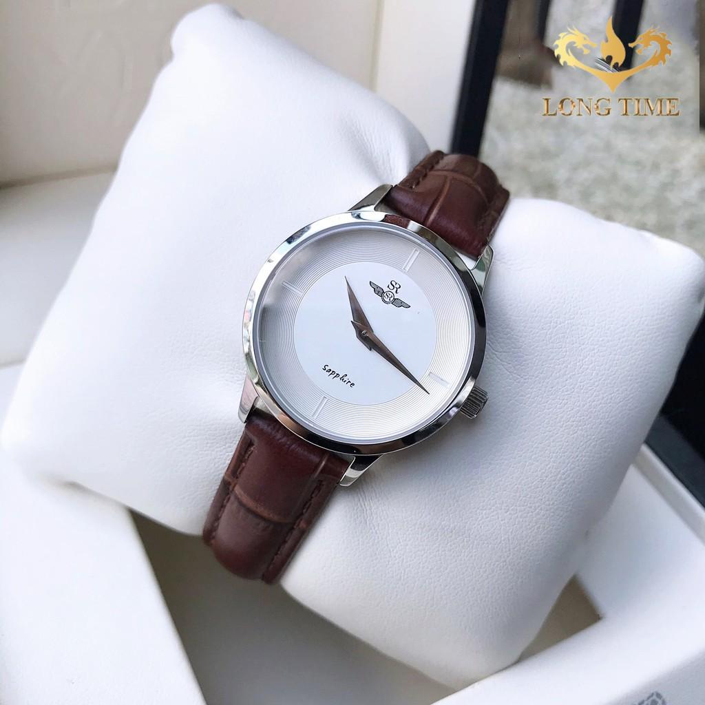 Đồng hồ Đôi SRWATCH SG3004.4102CV - SL3004.4102CV mặt kính Sapphire chống trầy chốn