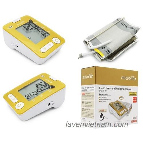 Máy đo huyết áp Microlife BP Gold Edition 3NM1-3E - Thương Hiệu Thụy Sĩ , Bảo Hành 5 Năm