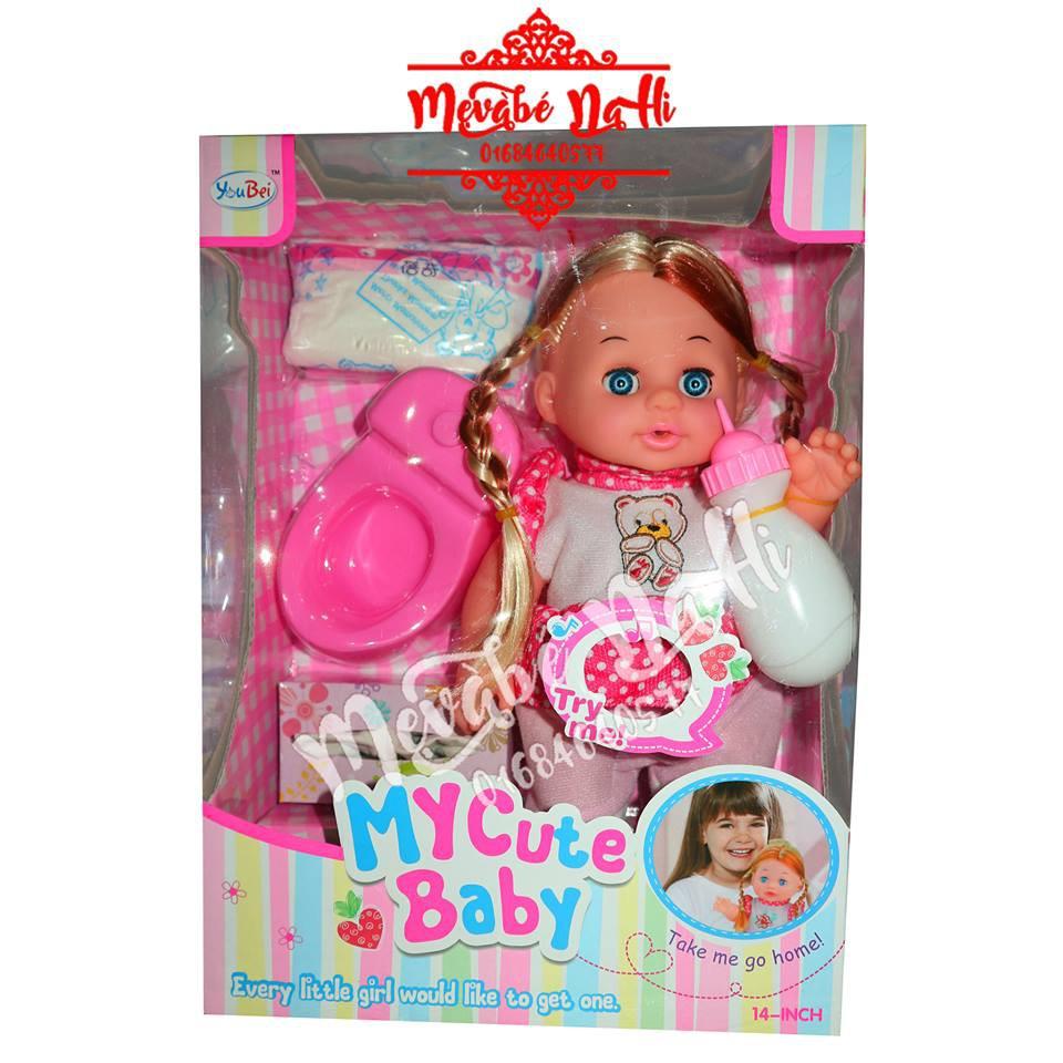 Búp bê Baby Doll bé gái thắt bím: Dùng pin, biết nói, khóc, cười, biết uống nước, đi vệ sinh, mắt nh - 2480534 , 456365885 , 322_456365885 , 300000 , Bup-be-Baby-Doll-be-gai-that-bim-Dung-pin-biet-noi-khoc-cuoi-biet-uong-nuoc-di-ve-sinh-mat-nh-322_456365885 , shopee.vn , Búp bê Baby Doll bé gái thắt bím: Dùng pin, biết nói, khóc, cười, biết uống nước,