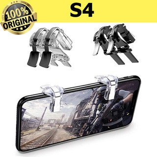 Nút bắn Pubg Freefire S4 - Nút bấm Pubg Phụ kiện chơi Pubg Mobile thumbnail