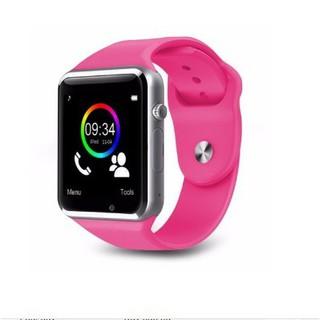 Đồng hồ thông minh smartwatch A1 đo nhip tim