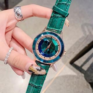 Đồng hồ nữ DACR Mashali 8035 hàng chính hãng dây da sang trọng thumbnail