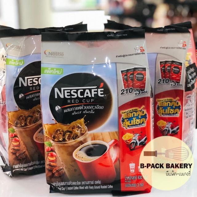 Nescafe Red Cup  เนสกาแฟ เรดคัพ 630 กรัม