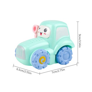 Children's Toy Car Engineering Car Educational Thickened Cartoon Small Toy Car