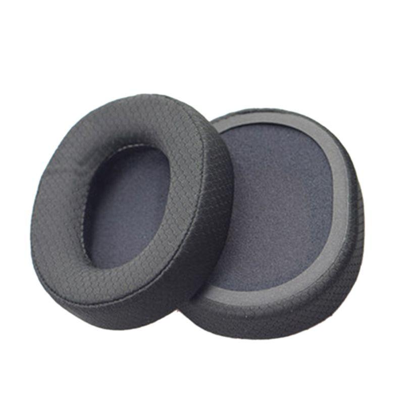 1 Cặp Mút Đệm Tai Nghe Bằng Da Cho Steelseries Arctis 3 5 7 Pro