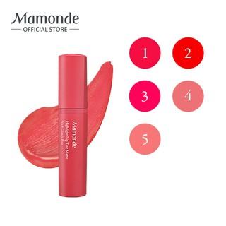 Son tint lì lâu trôi mỏng nhẹ mịn môi Mamonde Highlight Lip Tint Matte 5g-1