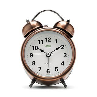 Đồng hồ để bàn báo thức History Alarm Tienich168 TI27 (Nâu)