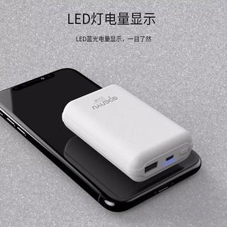 Pin sạc dự phòng mini EPENYU E290 (10.000mah) chất lượng + Tặng 1 đèn led usb thumbnail
