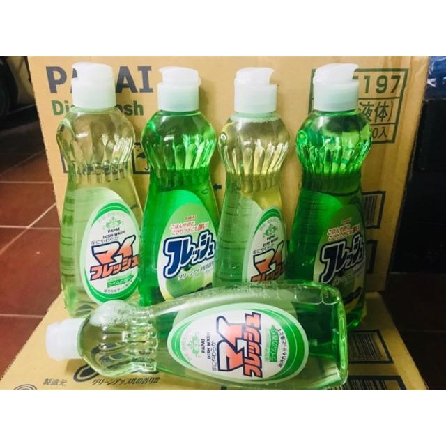 Nước rửa chén, ngâm rau củ quả hữu cơ nội địa Nhật Bản