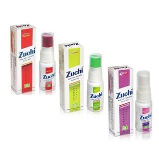 Xịt khử mùi mồ hôi Zuchi 20ml (Màu ngẫu nhiên) thumbnail
