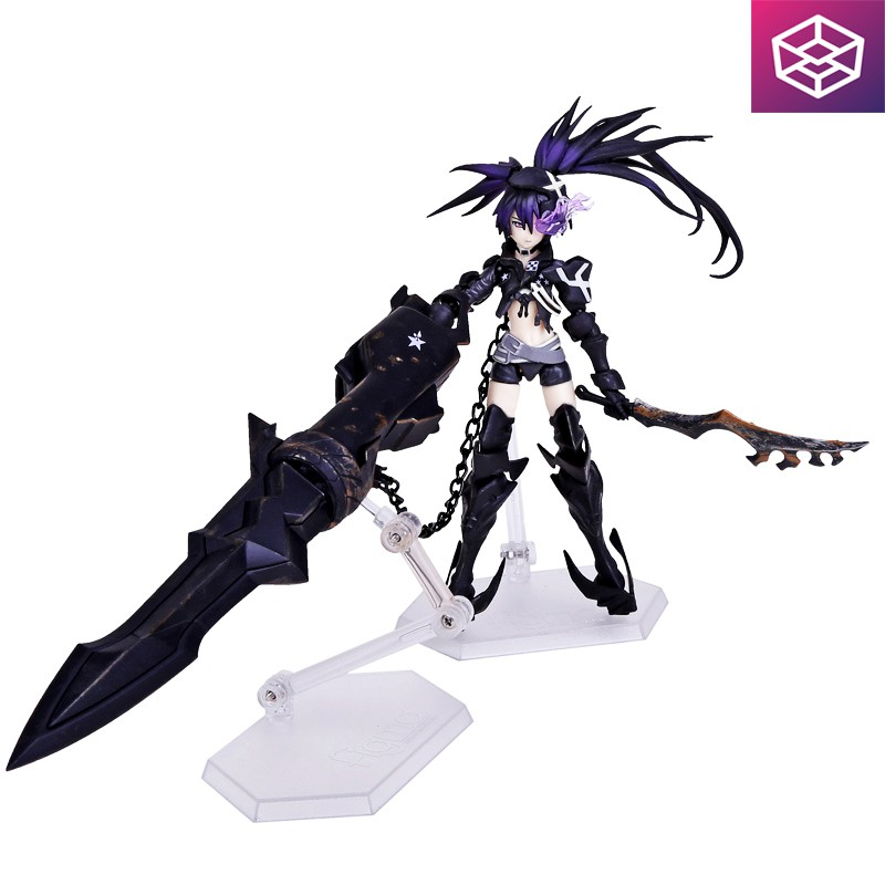 Mô hình nhân vật Figma SP-041 Insane Black Rock Shooter - 2976708 , 1271624836 , 322_1271624836 , 749000 , Mo-hinh-nhan-vat-Figma-SP-041-Insane-Black-Rock-Shooter-322_1271624836 , shopee.vn , Mô hình nhân vật Figma SP-041 Insane Black Rock Shooter