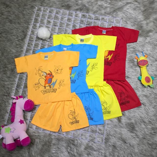 Bộ quần áo bé trai (mẫu pokemon) - 2865504 , 1128681611 , 322_1128681611 , 60000 , Bo-quan-ao-be-trai-mau-pokemon-322_1128681611 , shopee.vn , Bộ quần áo bé trai (mẫu pokemon)
