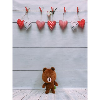 Gấu Brown 20cm ( Gấu Line, Gấu lầy tiktok )