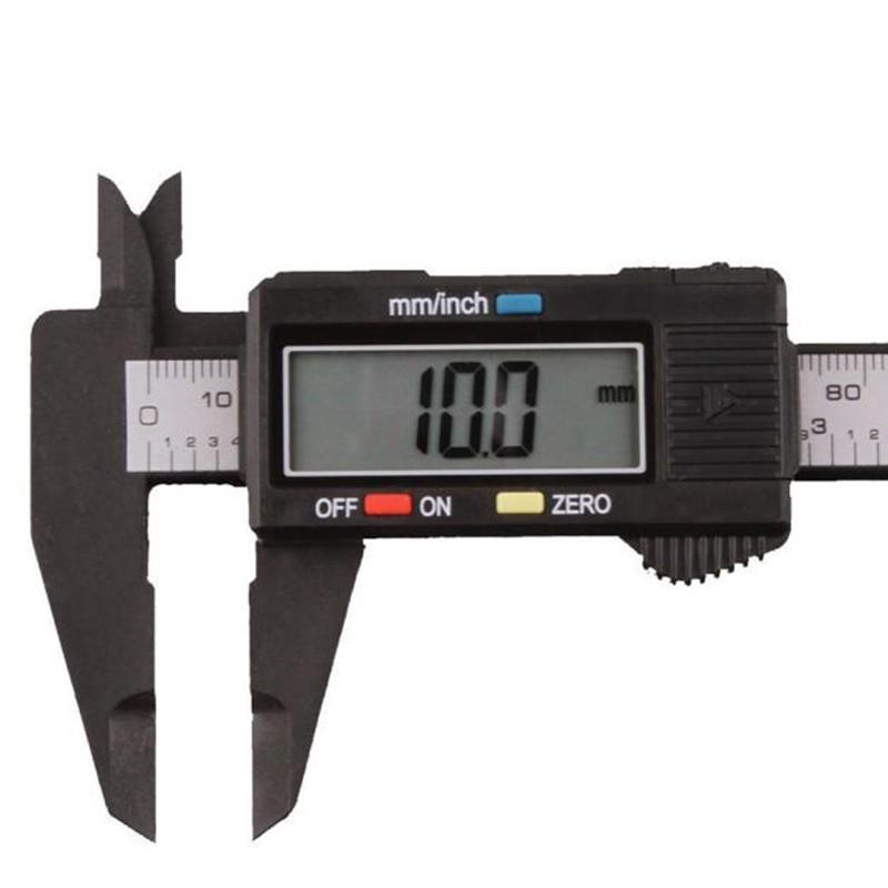 Thước đo khẩu kĩ thuật số có màn hình hiển thị LCD 150mm / 6 inch