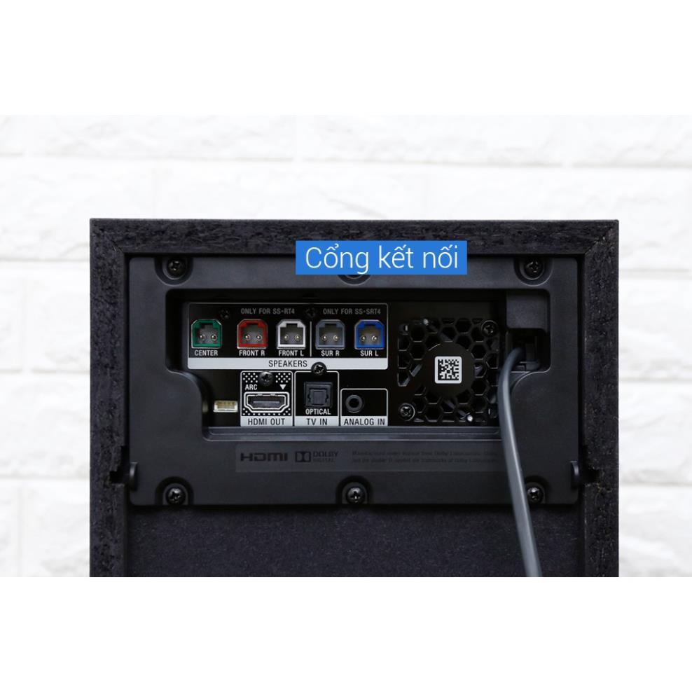 Dàn âm thanh Sony 5.1 HT-RT40 600W - Loa Bluetooth Nhãn hàng sony