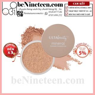 [AUTH CHUẨN MỸ] [SALE OFF 50%] Phấn Phủ Ulta Beauty Mineral Powder Foundation [BeNineteen]