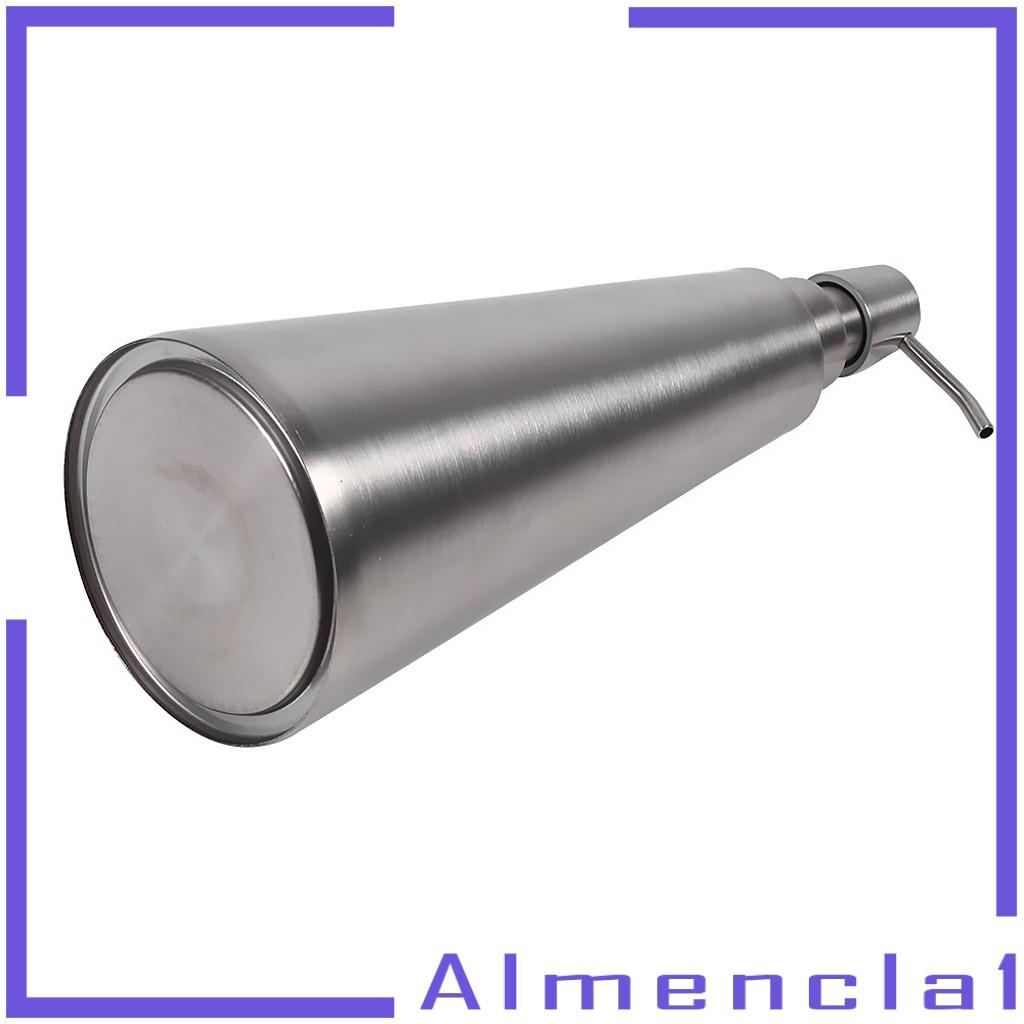 (Hàng Mới Về) Máy Đếm Xà Phòng Bằng Thép Không Gỉ 14 Loại Almencla