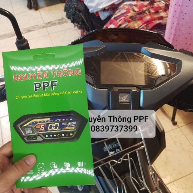 PPF Chóa Đèn Air Blade 2020 Miếng dán bảo vệ Chóa Đèn xe Honda Ab2020