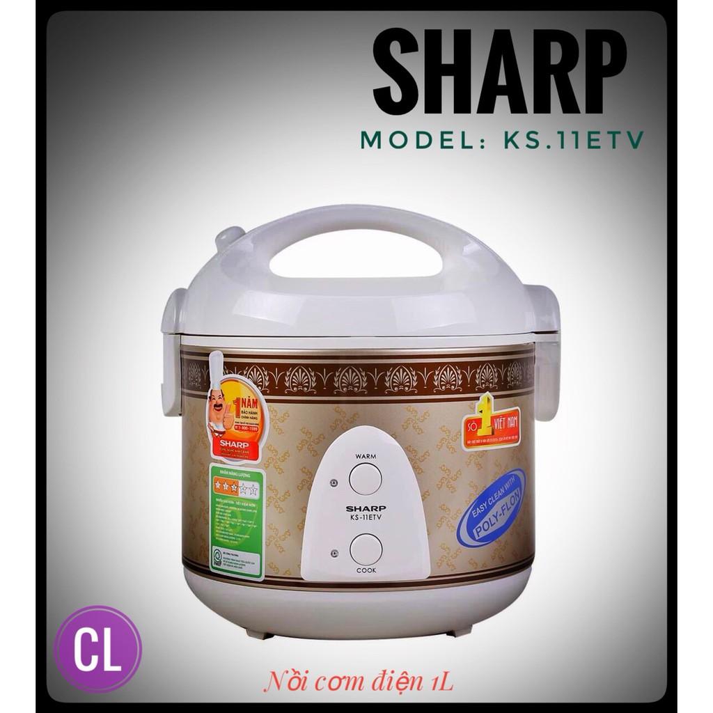 NỒI CƠM ĐIỆN SHARP 11ETV