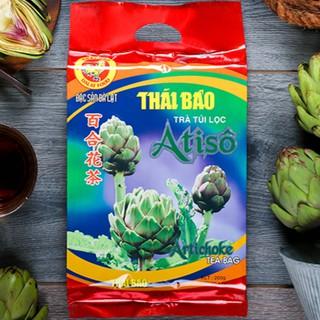 Trà atiso túi lọc, (100 túi/ bịch), Thái Bảo, Đà Lạt