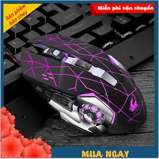 Chuột Chơi Game V5 Bản Star Black Led RGB Tự Động Siêu Đẹp, Dùng Cho Máy Tính, Laptop, PC, Tivi thumbnail