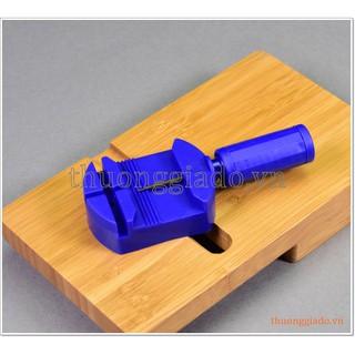 Dụng cụ cắt mắt dây đồng hồ, thiết bị tháo mắt dây đồng hồ (màu xanh) thumbnail