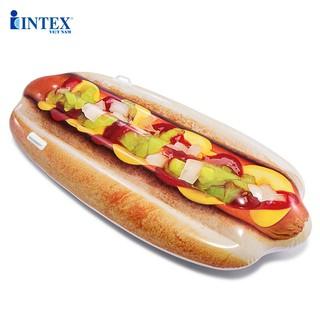 Phao bơi Hot Dog khổng lồ INTEX 58771