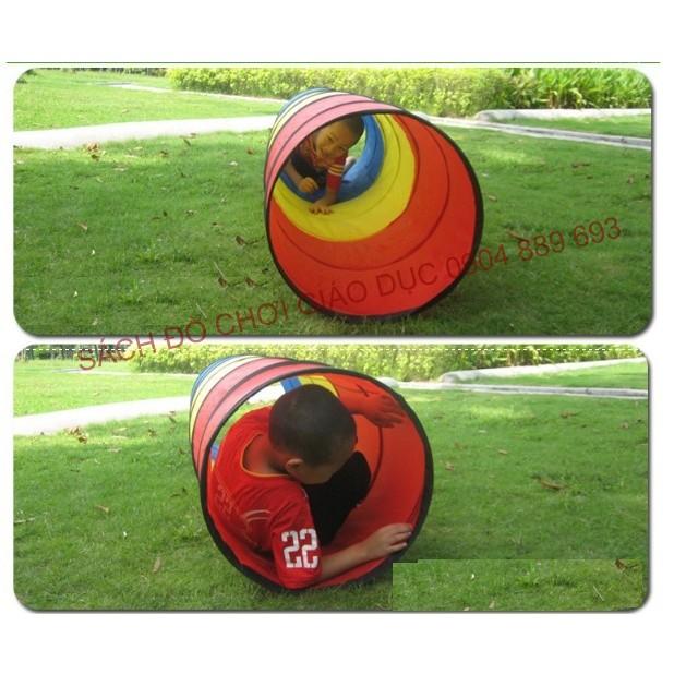 Ống chui cho bé - Đường hầm cho bé - Đồ chơi vận động