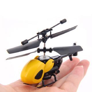 Máy bay trực thăng Mini QS qs5010 3.5CH với điều khiển từ xa 2 chế độ