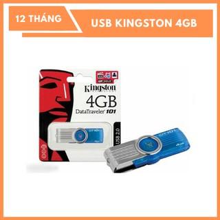 USB Kingston 4GB – Tem FPT – Chính hãng – Bảo Hành 12 Tháng – Màu ngẩu nhiên