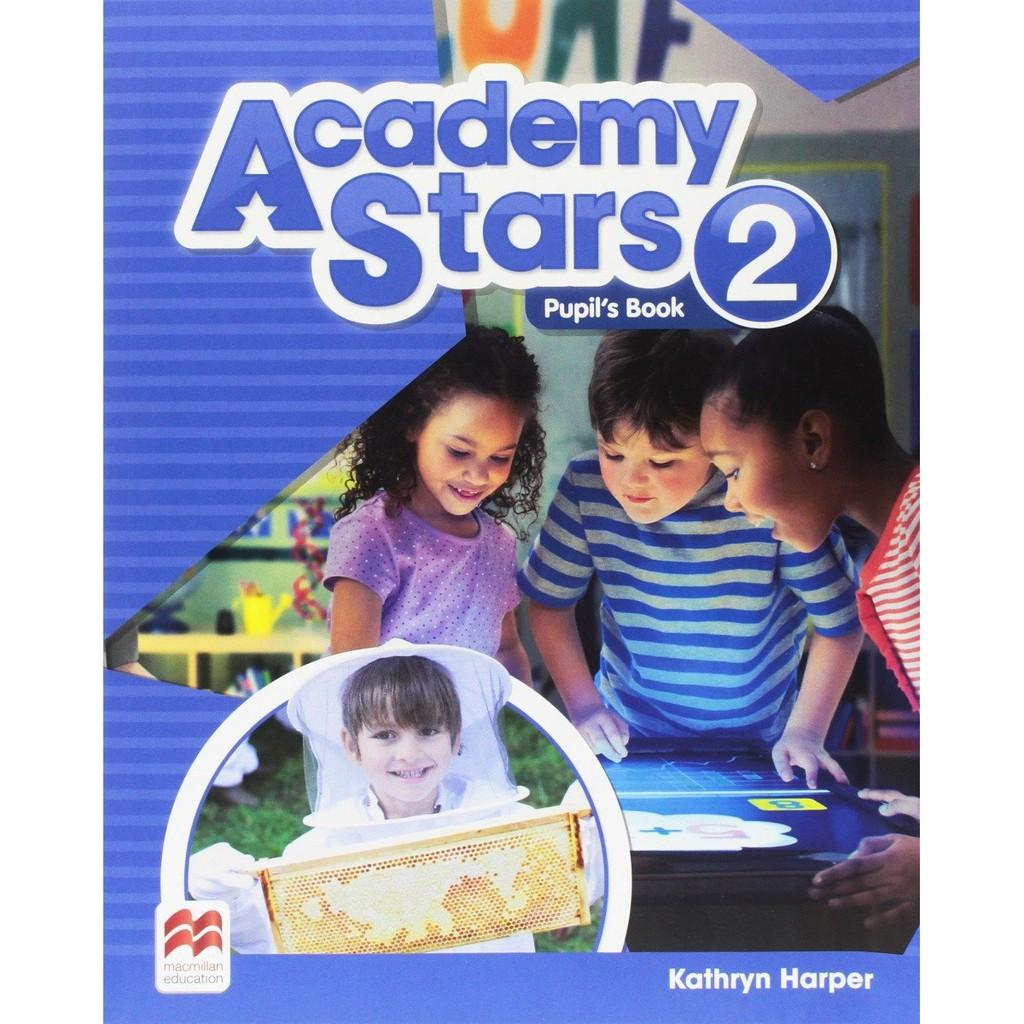 Bộ sách Academy Stars Level 2 (Trọn bộ 2 cuốn) - Tác giả Kathryn Harper - 3466693 , 1259045919 , 322_1259045919 , 260000 , Bo-sach-Academy-Stars-Level-2-Tron-bo-2-cuon-Tac-gia-Kathryn-Harper-322_1259045919 , shopee.vn , Bộ sách Academy Stars Level 2 (Trọn bộ 2 cuốn) - Tác giả Kathryn Harper