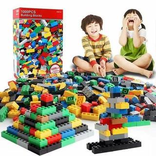 Bộ Lego xếp hình 1000 miếng xuất Úc