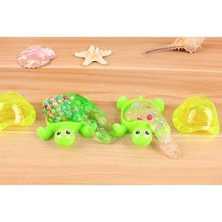 đồ chơi slime hoa quả hộp to – slime mềm dẻo mã WQG52