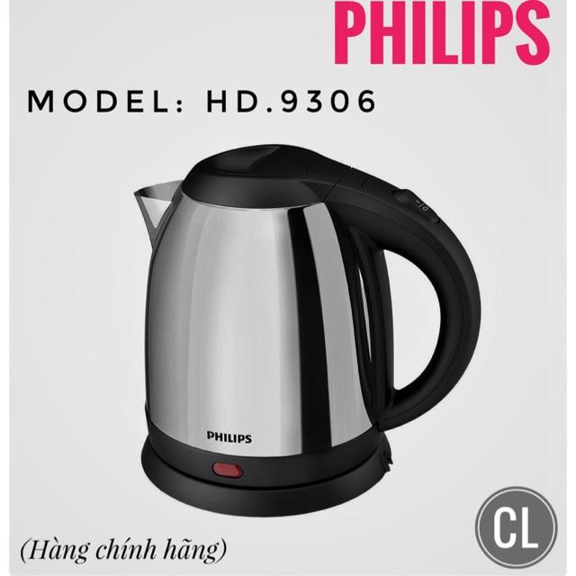 [HOMEMALL0118 TỐI ĐA 70K] Hàng chính hãng - Siêu tốc Philips HD9306
