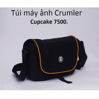 [Mã ELMAR10K giảm 10K đơn 20K] Túi Máy ảnh Crumpler Cupcake 7500( có ngăn ipad) thumbnail
