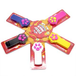 Cat Teaser Laser Light Infrared Toy Stick Game Playing Tease Kitten Joke Trick