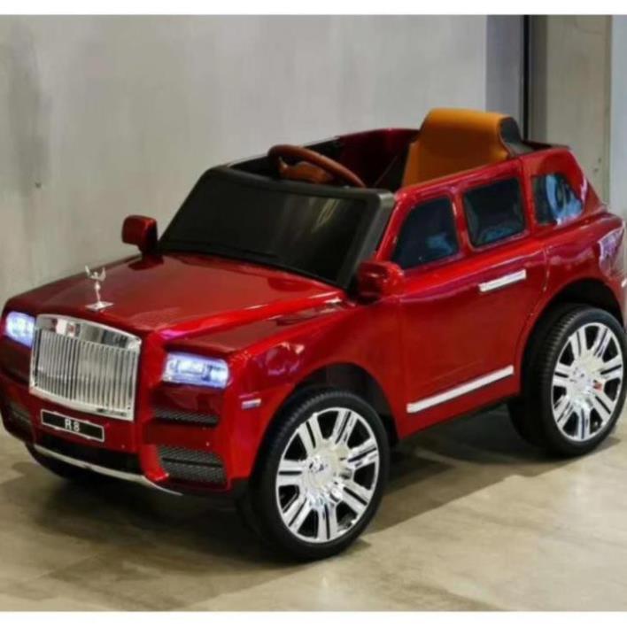 HOT [HOT] Ô tô điện trẻ em Royce LB-R8 phiên bản tinh tế,sang trọng 4 động cơ mạnh mẽ