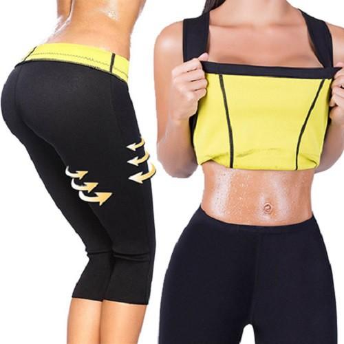 Bộ quần và áo thể dục sinh nhiệt tan Mỡ Hot Shaper - 3049119 , 995557374 , 322_995557374 , 110000 , Bo-quan-va-ao-the-duc-sinh-nhiet-tan-Mo-Hot-Shaper-322_995557374 , shopee.vn , Bộ quần và áo thể dục sinh nhiệt tan Mỡ Hot Shaper