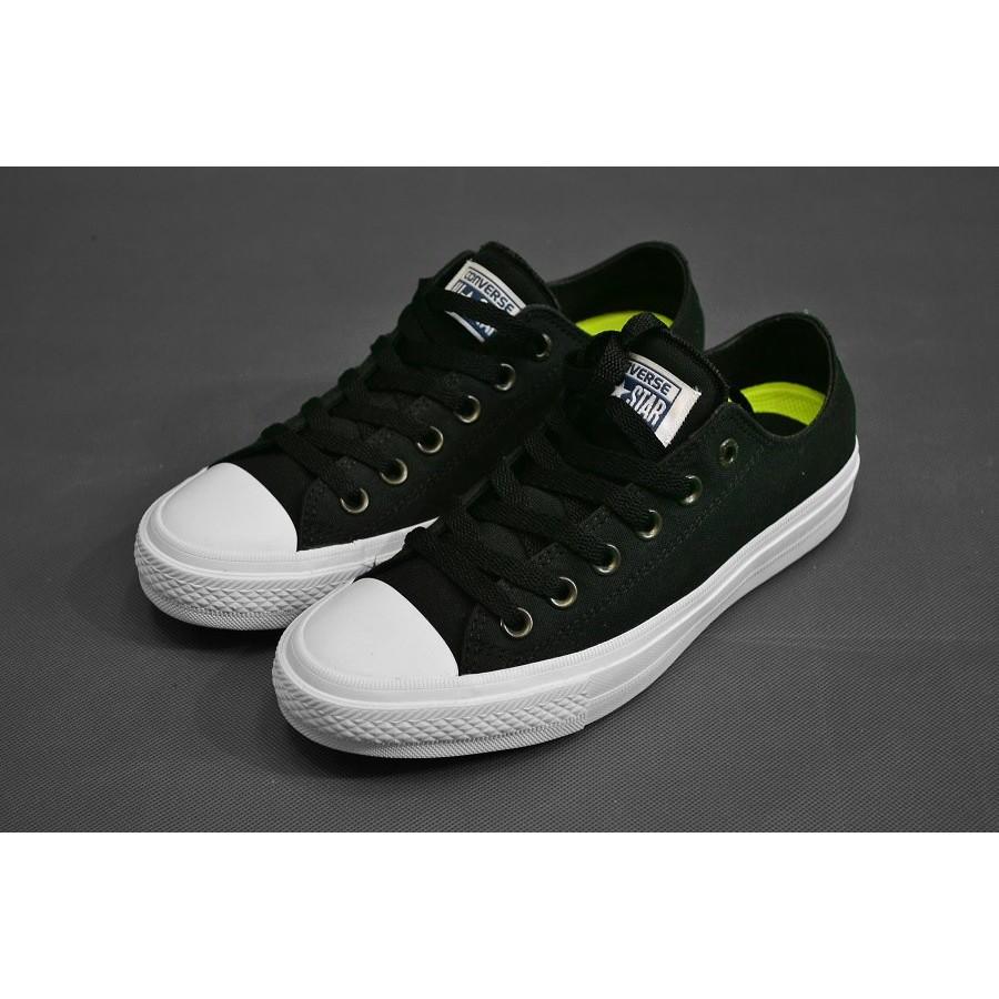 Giày Chuck II đen