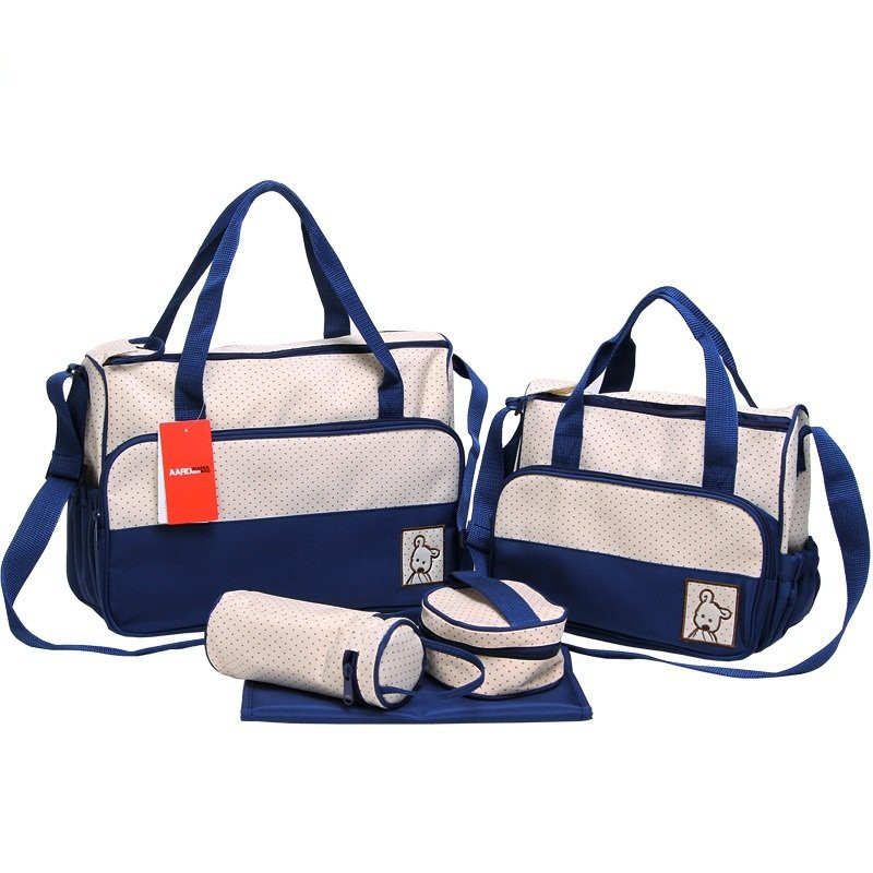 Túi đựng đồ 5 chi tiết cho mẹ và bé - 3292663 , 556992232 , 322_556992232 , 280000 , Tui-dung-do-5-chi-tiet-cho-me-va-be-322_556992232 , shopee.vn , Túi đựng đồ 5 chi tiết cho mẹ và bé