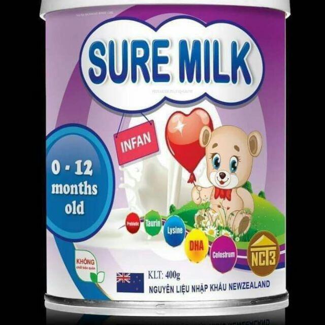 Sữa suremilk